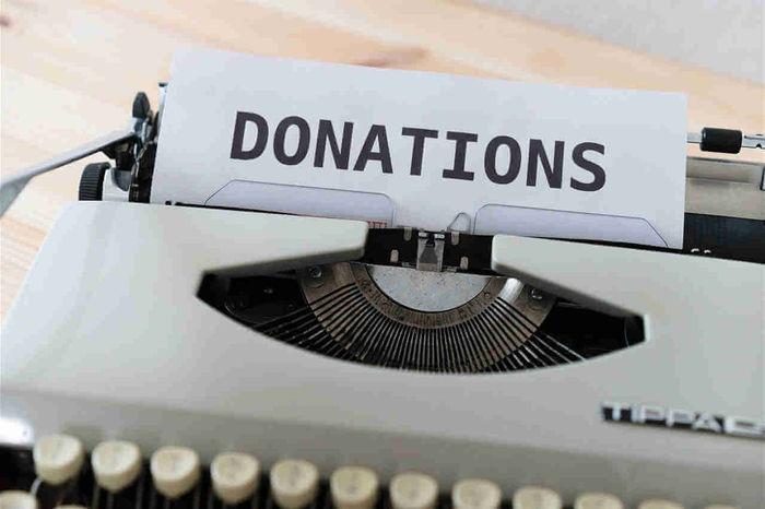 Spendenaktion für Vereine - Finanzierung für Non-Profits - ehrenamt24