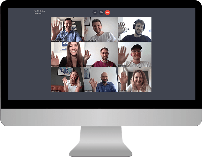 Videokonferenz-Tool - CeloTalk - VereinsSoftware für das Ehrenamt - Leistungen für Vereine und Verbände - ehrenamt24