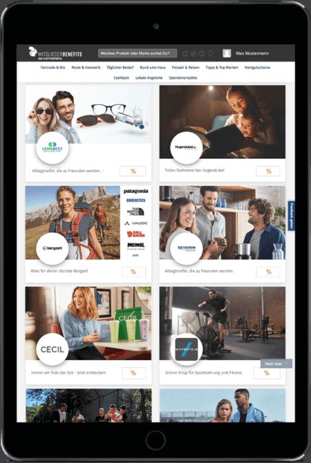 iPad - Digitale Lösungen für Vereine & Verbände - ehrenamt24